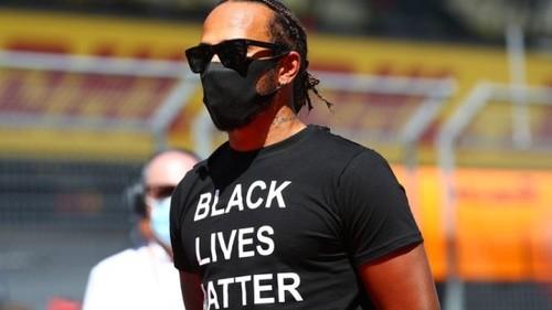 Льюис ХЭМИЛТОН: «7-й чемпионский титул и борьба с расизмом - это мои цели»
