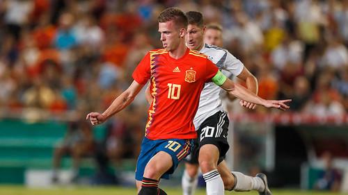 Милан хочет подписать форварда сборной Испании