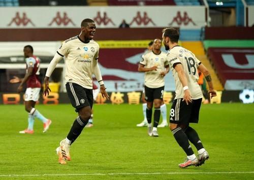 Астон Вилла – Манчестер Юнайтед – 0:3. Видео голов и обзор матча