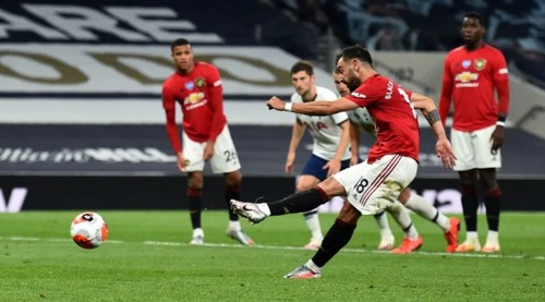 Манчестер Юнайтед повторил рекорд АПЛ по количеству пенальти за сезон
