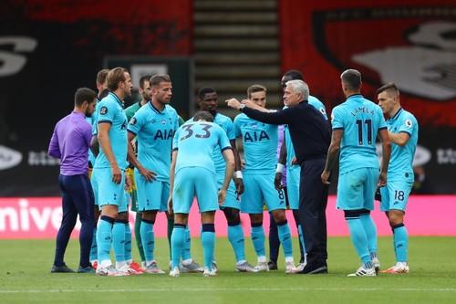 Борнмут – Тоттенхэм – 0:0. Обзор матча