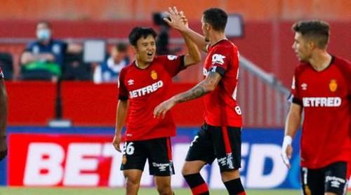 Мальорка – Леванте – 2:0. Видео голов и обзор матча