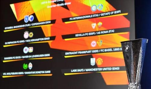 Шахтер узнал потенциальных соперников в 1/4 финала Лиги Европы