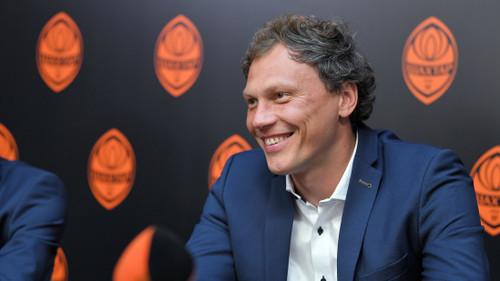 Андрей ПЯТОВ: «Доволен жеребьевкой Шахтера, но сперва - Вольфсбург»