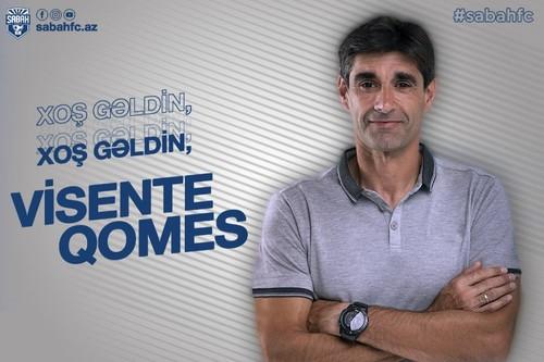 Колишній тренер Динамо підписав контракт з клубом з Азербайджану