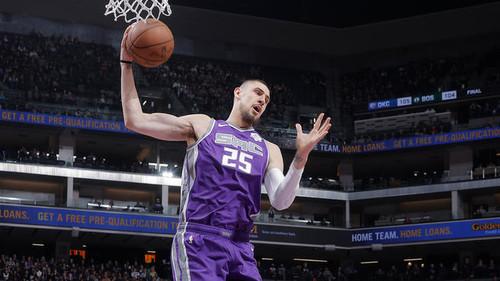 Алексей Лэнь не поехал с Сакраменто в Орландо, где возобновляется сезон НБА