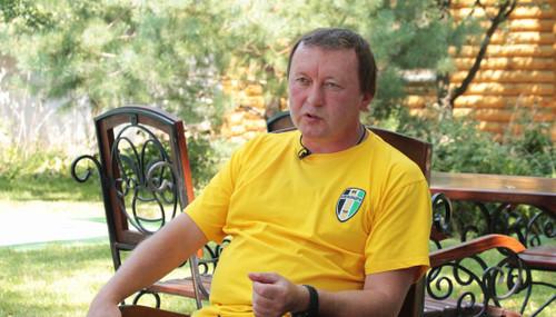 Владимир ШАРАН: «Премиальные в Александрии никто не отменял»