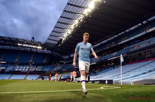 Де Брюйне намерен остаться в Манчестер Сити
