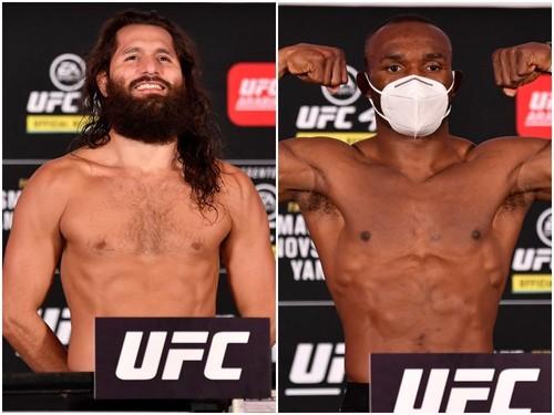 UFC 251. Камару Усман – Хорхе Масвидаль. Смотреть онлайн. LIVE трансляция