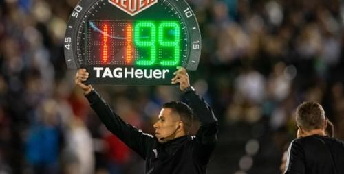 ФИФА готова разрешить 5 замен в матче на длительный срок