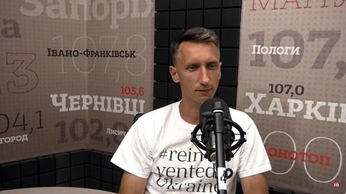 СТАХОВСКИЙ: «Если смотреть российские каналы, то в Украине только фашисты»