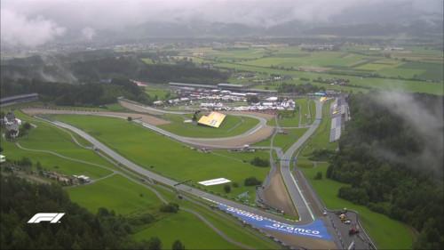 Формула-1. Гран-при Штирии. Текстовая трансляция