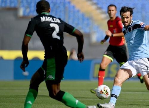 Лацио — Сассуоло — 1:2. Видео голов и обзор матча
