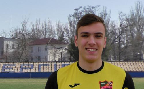 Младший сын Головко ушел из клуба Второй лиги