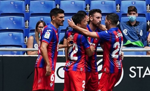Эспаньол - Эйбар - 0:2. Видео голов и обзор матча