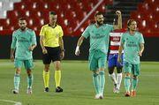 Реал переиграл Гранаду и увеличил отрыв от Барселоны до четырех очков