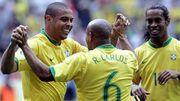 Великие чемпионы. Символический состав сборной Бразилии начала 2000-х