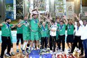 Панатинаикос выиграл чемпионат Греции впервые за 14 лет