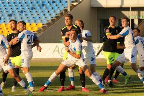 Динамо втратило перемогу з Олександрією, Шахтар впевнено обіграв Десну