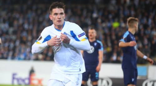 Динамо забило 300-й м'яч під керівництвом Олексія Михайличенка