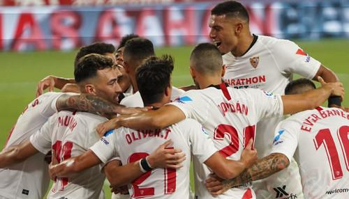 Севілья — Мальорка — 2:0. Відео голів та огляд матчу