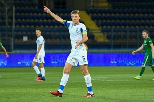 У матчі з Олександрією Сидорчук відзначив капітанський ювілей