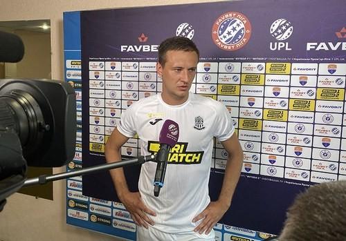 Максим ДЕГТЯРЕВ: «Мы стали агрессивнее играть в атаке»