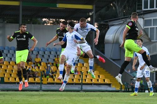 Динамо 5-й раз не смогло победить, сделав дубль в матче