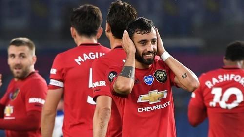 Манчестер Юнайтед – Саутгемптон – 2:2. Видео голов и обзор матча