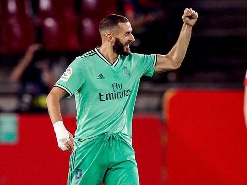Гранада — Реал Мадрид — 1:2. Видео голов и обзор матча