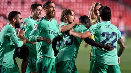 Впервые с 2017 года. Реалу до чемпионства осталось набрать 2 очка