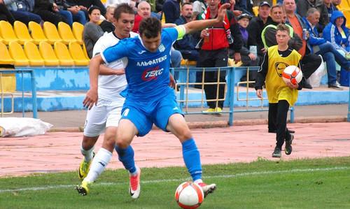 Где смотреть онлайн матч чемпионата Украины Кремень - Николаев