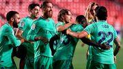 ВИДЕО. Как Серхио Рамос спас ворота Реала в матче с Гранадой