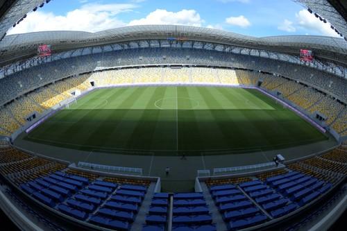 Їх буде чотири. УАФ впроваджує категорії для українських стадіонів
