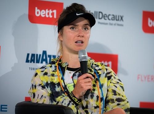 СВИТОЛИНА: «Думаю, я буду стартовать в Мадриде, но не буду играть US Open»