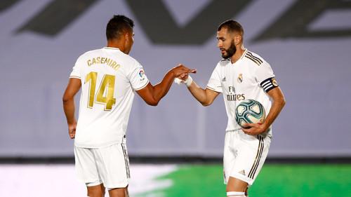 Где смотреть онлайн матч чемпионата Испании Реал Мадрид – Вильярреал