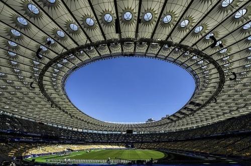 Поєдинок Колос — Динамо відбудеться на Олімпійському