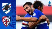 Сампдорія – Кальярі – 3:0. Відео голів та огляд матчу