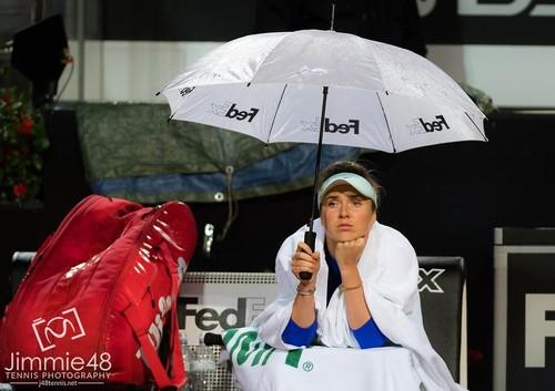 Финал турнира в Берлине с участием Свитолиной перенесен на пятницу