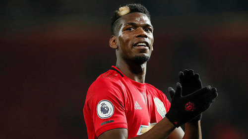 Погба вскоре подпишет пятилетний контракт с Манчестер Юнайтед