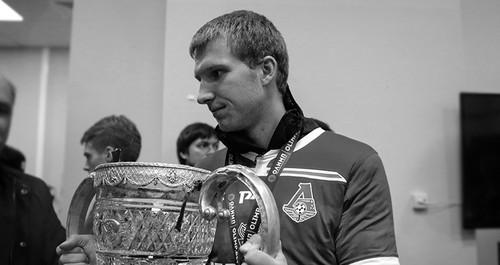 Блогер зібрав 10 млн рублів для сім'ї гравця, який помер на тренуванні