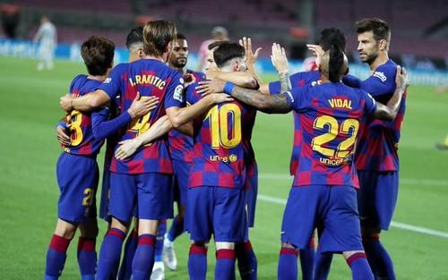 Де дивитися онлайн матч чемпіонату Іспанії Барселона - Осасуна
