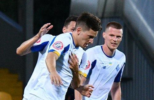 Цыганков и Вербич выйдут в стартовом составе Динамо на матч с Зарей