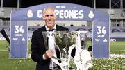 Зідан виграє трофей з Реалом кожні 19 матчів