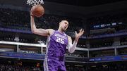 Алексей Лэнь прибыл в Орландо, чтобы доиграть сезон НБА