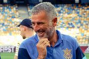 Мауро ТАССОТТІ: «Італійський футбол корисний Маліновському»