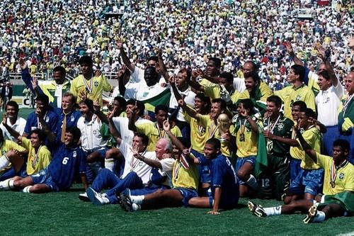 ВИДЕО. 26 лет назад бразильцы стали 4-кратными чемпионами мира