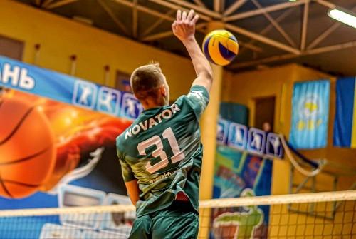 ВСК МХП-Винница повел в серии за право выступать в Суперлиге