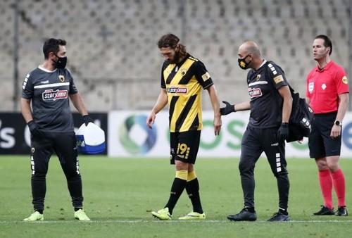 Хорошей игрой Чигринский заслужил новый двухлетний контракт в Греции