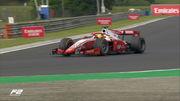 Мик Шумахер впервые в сезоне заехал на подиум